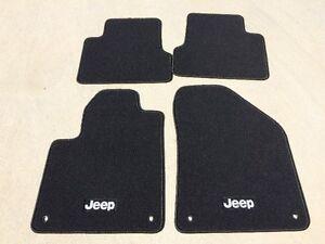 2016 Jeep Cherokee Floor Mats