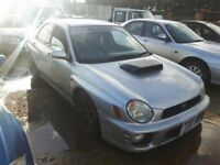 2002 SUBARU IMPREZA GX AWD MODIFIED COILOVERS NOW BREAKING FOR PARTS