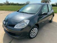 2006 renault clio 1.2 expression - 5 door - 2 owners - full service history