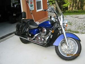 Honda Shadow FOR SALE - Shelburne, NS