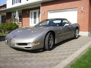 2002 Chevrolet Corvette Coupé (2 portes)
