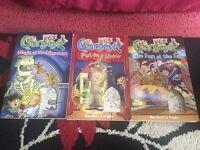 Gargoylz books