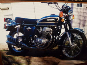1975 Honda cb 750,impecable condition . And only 17,000 miles...