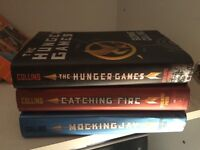 The Hunger Games Trilogy Hardcover Edition
