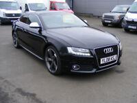 Audi A5 S5 V8 QUATTRO (black) 2008