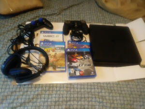 Ps4 with everything