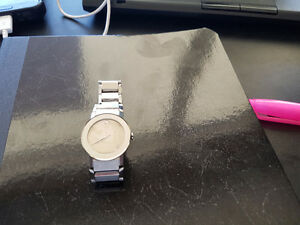 Movado womens watch, reduced 100.00 OBO