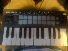 Novation launchkey mini keyboard