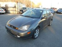 2003 Ford Focus ZTS Auto 143000KMS Fully Loaded