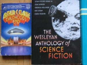 NIAGARA COLLEGE ON-LINE ELECT BOOKS - COMM 1701 -SCIENCE FICTION