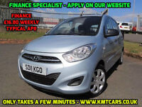 2011 Hyundai i10 1.2 (85bhp) Classic - ONLY 37000mls £20 per Year Tax - KMT Cars