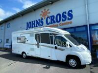 HYMER T668 CL