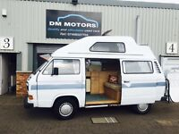 VW T25 Camper van leisuredrive hi roof 1981 SOUGHT AFTER!
