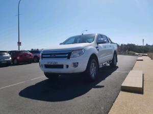 2012 Ford Ranger XLT 4x4