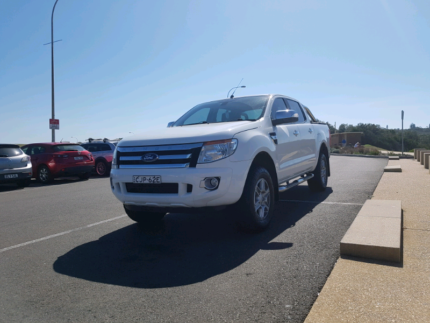 2012 Ford Ranger XLT 4x4 Wollongong Wollongong Area Preview