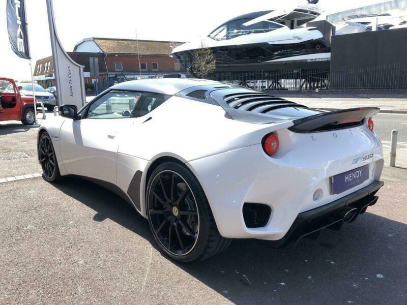 2019 Lotus Evora 3.5 V6 +2 GT410 Sport 2dr COUPE Petrol Manual
