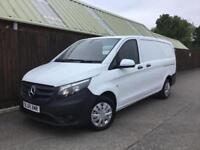 Mercedes-Benz Vito Extra Long 1.6CDI 109**NEW SHAPE**CHOICE OF 2**