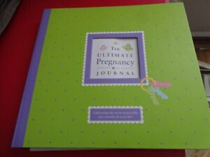 A Photo Book Called THE ULTIMATE PREGNANCY JOURNAL for sale