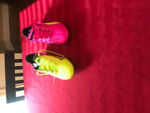 Soccer cleats brand new never used