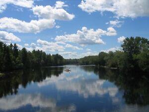 Terrain bord de l'eau - Waterfront lot Gatineau Ottawa / Gatineau Area image 3