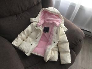 Manteau d'hiver pour fille (Tommy Hilfiger) gr: 4