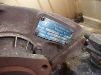 87 & older Chevy 203 Part Time Transfer Case 125 k