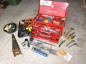 Tool Chest & Tools