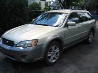 2006 Subaru Outback 3.0R Familiale 4WD