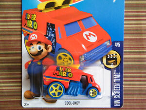 Hot Wheels Super Mario Cool One Belleville Belleville Area image 1