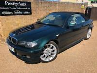 BMW 320 Ci 2.2 2003 53 Sport - 170 BHP - 131K MILES CONVERTIBLE