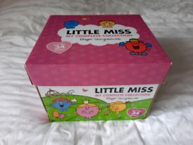 Little Miss Books Box Set