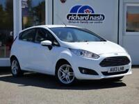 2013 Ford Fiesta 1.0 EcoBoost Zetec (s/s) 5dr