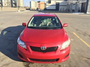2009 corolla ce  148000 kms auto pl pw cruise- LOWERED