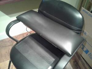 Banc d'appoint pour enfant pour coiffeuse (chaise non incluse)