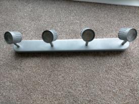 4 spotlight wall fitting