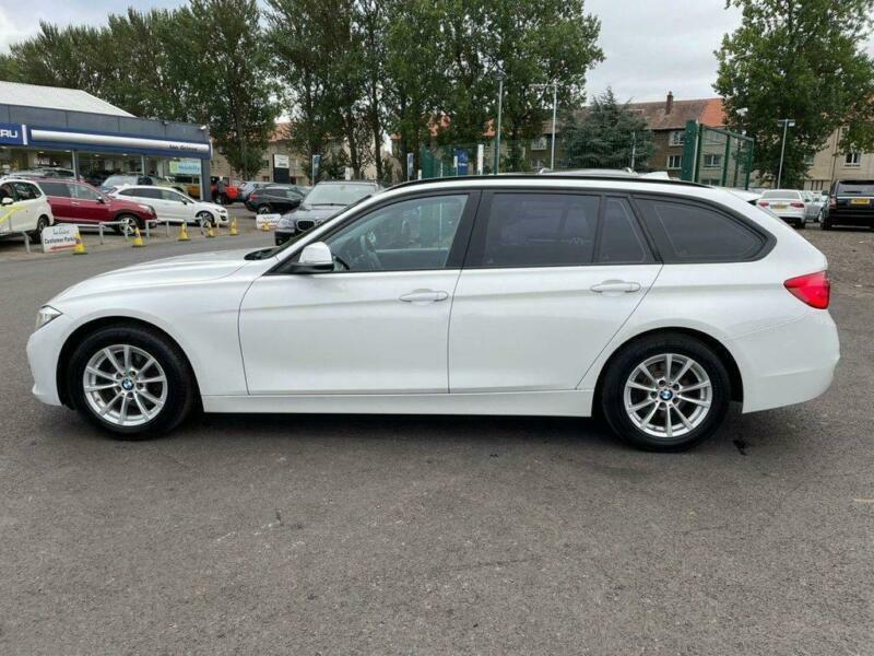 2017 BMW 3 Series 2.0 320D ED PLUS TOURING 5d 161 BHP Estate Diesel Automatic