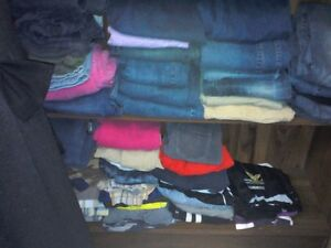 Kids Pants and Shorts in HEARTBEAT Thrift Store/BayView Mall