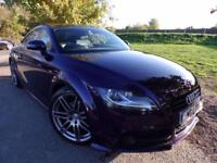 2013 Audi TT 2.0T FSI Black Edition 2dr S Tronic Exclusive Leather Pack! FASH...