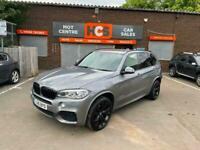 2016 BMW X5 XDRIVE30d M SPORT Auto ESTATE Diesel Automatic