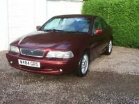 Volvo C70 coupe, only 46k, new mot, PX swap