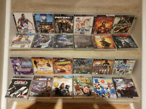 Playstation 3 Games for Sale or Trade OVER 100 TO CHOOSE FROM!