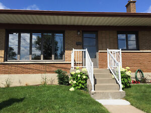 A beautiful well located two BedRoom in ILe-Bizard