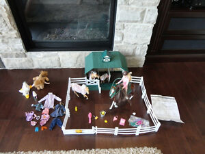 RARE Grand Champions Stable &Horse Family- from Sears in 2001-02 Kitchener / Waterloo Kitchener Area image 2