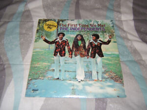 VINYL LP THE INDEPENDENTS