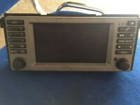 Range Rover stereo model RD1RV830