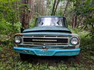 1969 international harvester truck parts
