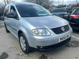 image for 2010 Volkswagen Caddy Maxi  MPV Diesel Manual