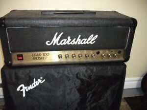 Marshall Lead 100 Mosfet Guitar amp