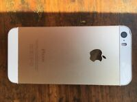 iPhone 5S Gold, Unlocked, Cheap, With Box.