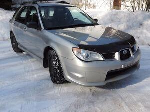 2007 Subaru Impreza - modèle Outback
